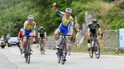 [Cyclisme] Doublé Grenoblois au GP de Gréolières
