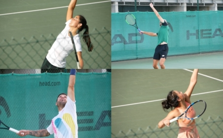 [Vidéo] Retour sur les finales de l'OPEN AGDA du Grenoble Tennis