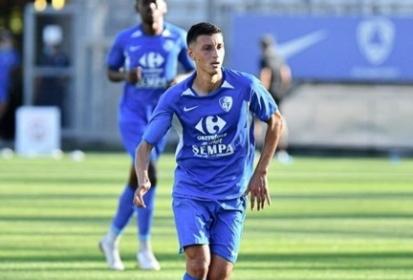 Sofian Belbey rejoint le FC Échirolles !