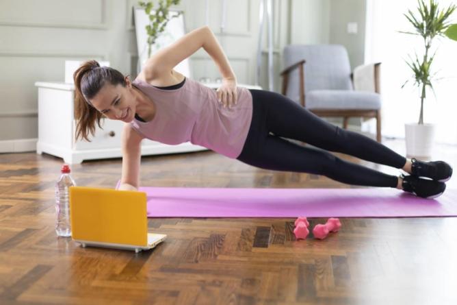 Les bienfaits de la musculation au poids du corps
