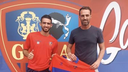 Matteo Tomasi rejoint le Gazelec Ajaccio !
