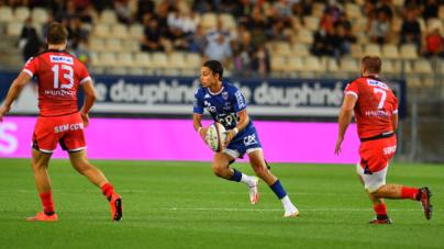 [Vidéo] L'essai magnifique de la victoire du FCG à Vannes