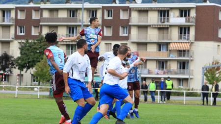FC Bourgoin-Jallieu : le groupe contre Limonest Dardilly Saint-Didier