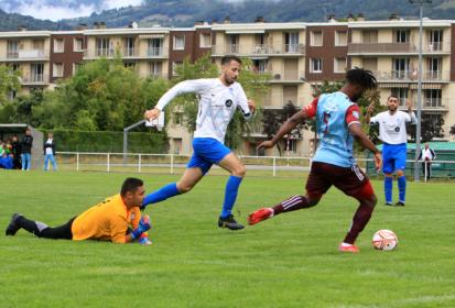 Coupe de France : pas d'exploit pour l'AS Fontaine