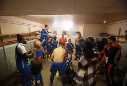 Le derby et les maillots pour le FC Échirolles
