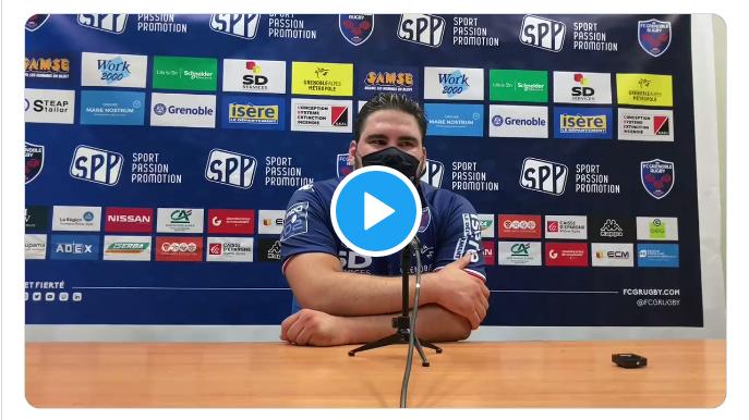 Régis Montagne (FCG) : «J'ai joué à FIFA toute l'après-midi»