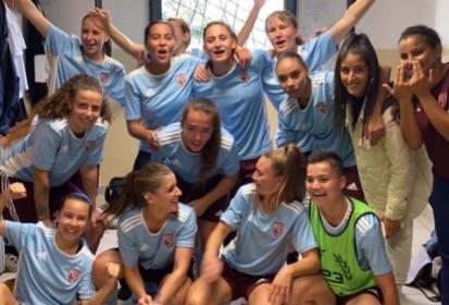 Les résultats du 3ème tour de la coupe de France féminine
