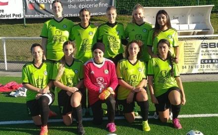 A L'US La Murette, le football féminin a trouvé sa voie